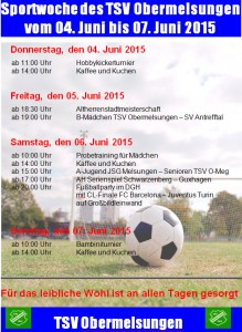 Plakat Programm
